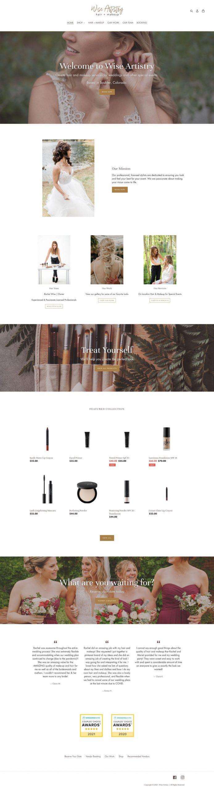 wise-artistry_website-design